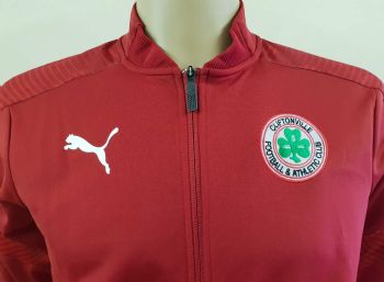 Red Stadium Jacket